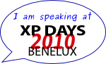 XP Days Benelux 2010